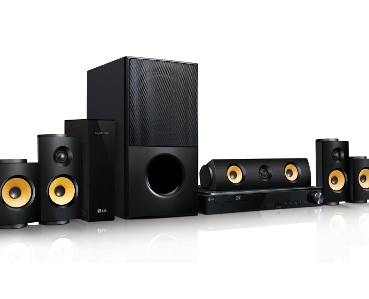 Best Home Theater Subwoofer Under $500