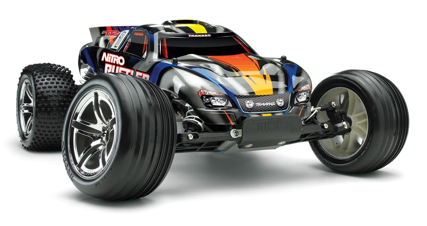 The 11 Best Nitro Rc Trucks To Buy In 2020 Best Reviews