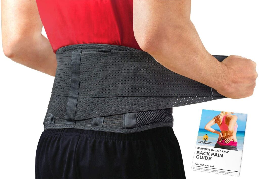 Back Brace by Sparthos Review