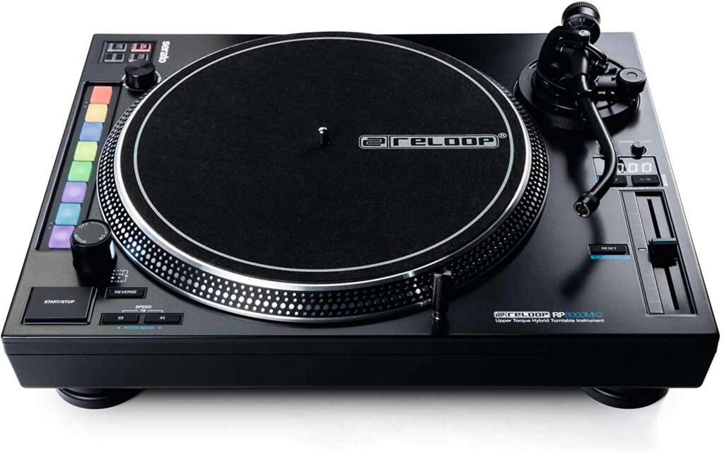 Reloop best Turntables for Scratching