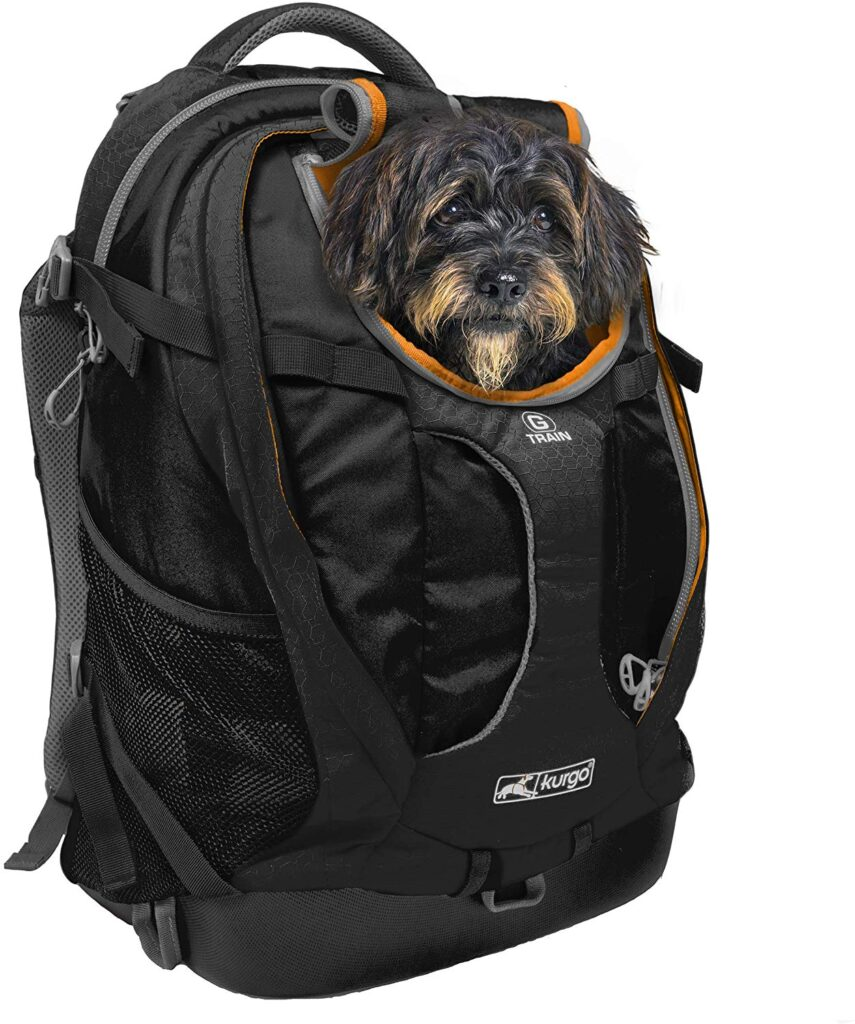 Kurgo Dog Carrier Backpacks for Small Pets - Dogs & Cats