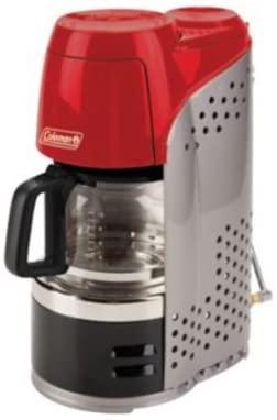Coleman 10-Cup Instastart Portable Propane Coffeemaker