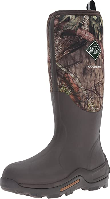 Muck Boot Woody Max Rubber Insulated Boot