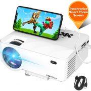 TopVision smartphone projectors