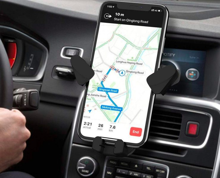 The Best In-Car Phone Holders